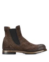 Silvano Sassetti Elasticated Side Panel Boots