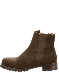 Hermes Herms Chelsea Ankle Boots