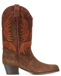 Aquazzura Imperial Cowboy Boots