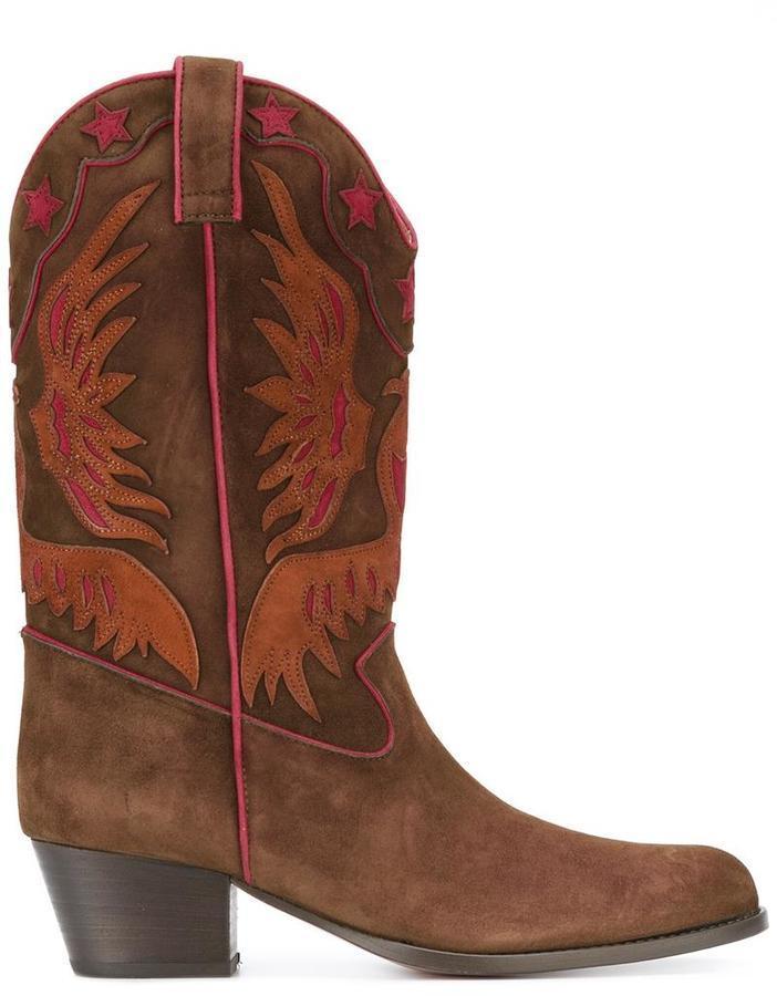 Aquazzura 'Imperial Cowboy' boots QyE6dW2s