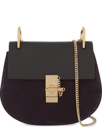 Chloe drew small saddle cross body bag medium 6747991