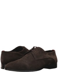 Men's Suede Derby Shoes by Hugo Boss