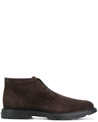 Mid top lace up derby shoes medium 4977269