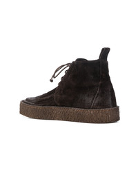 Marsèll Classic Lace Up Boots