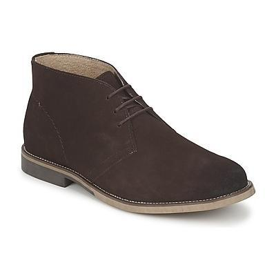 2ae4e70f10a ... Hush Puppies Hipster Chukka Pl Brown Suede Mid Boots