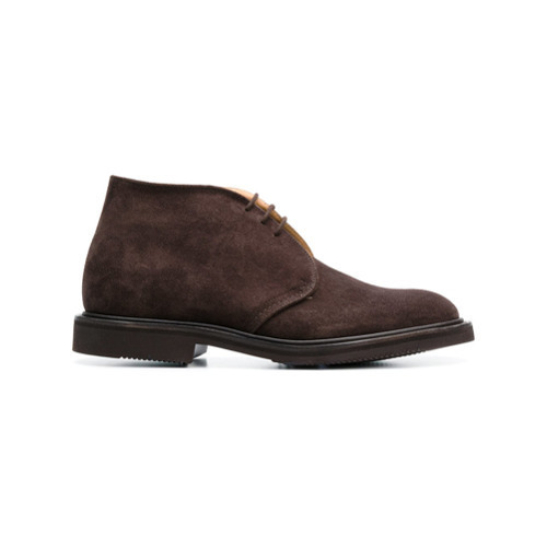 Trickers Lace Up Ankle Boots
