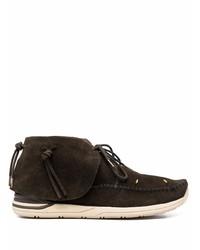 VISVIM Lhamo Moccasin Boots