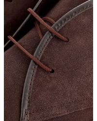 Topman Nevada Binding Desert Boots