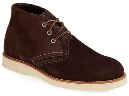 0de25b52a2f ... Red Wing Shoes Red Wing Suede Chukka Boot ...