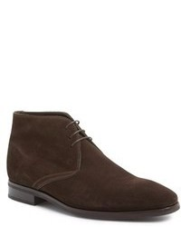 Canali Suede Chukka Boot