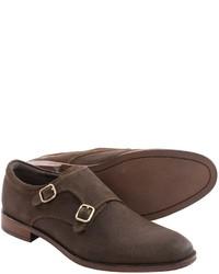 Gordon Rush Allan Double Monk Strap Shoes