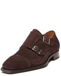 Captoe Double Monkstrap Shoe