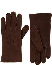 Barneys New York Classic Stitched Glove