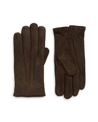 Suitsupply Suede Gloves