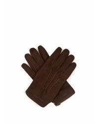 Giorgio Armani Suede Gloves