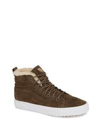 07a0aa5c4e Men s Dark Brown Sneakers by Vans