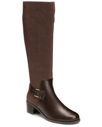 Aerosoles Rosoles After Hours Suede Knee High Boots