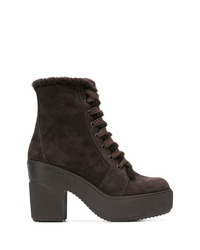 See by Chloe See By Chlo Ankle Lace Up Boots