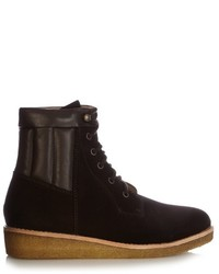 Sia suede lace up ankle boots medium 745172