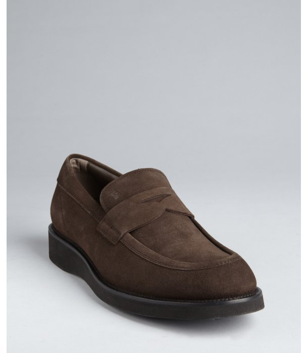 Loafers in Suede Tod's nhDpPvvCXt