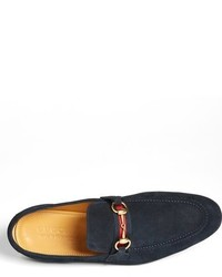 e927b9d6f25 ... Brown Suede Loafers Gucci Elanor Bit Loafer Gucci Elanor Bit Loafer ...