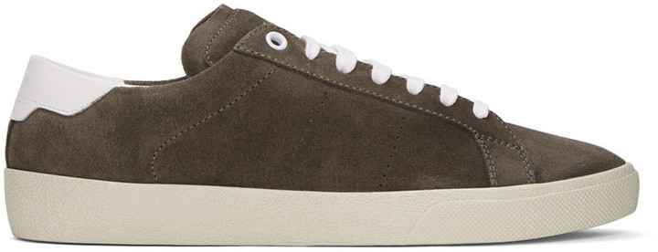 Court Classic SL/06 sneakers - Brown Saint Laurent 8WPke0mPS