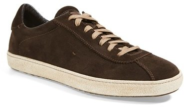 Santoni Suede Sneakers sale wide range of Od6JlqKg5
