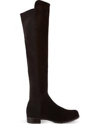 Stuart Weitzman 5050 Suede Knee High Boots