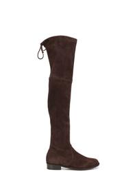 Stuart Weitzman Lowland Knee Length Boots