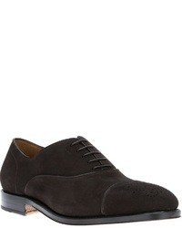 Salvatore Ferragamo Silvio Oxford Shoe
