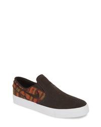 Nike Sb Zoom Stefan Janoski Slip On Premium Sneaker