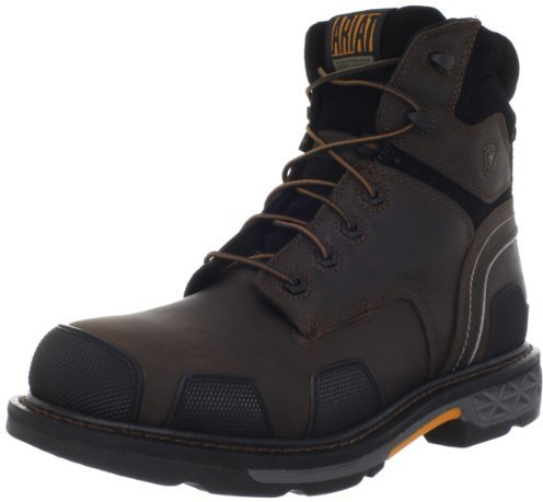 Ariat Overdrive 6 Lace Up Work Boot Composite Toe | Where to buy ...