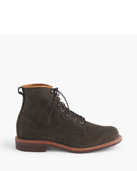 Original for jcrew suede plain toe boots medium 380767
