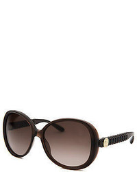 Marc by Marc Jacobs 364 S 6s0ha 58 Square Dark Brown Translucent