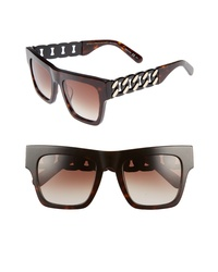Stella McCartney 51mm Square Sunglasses