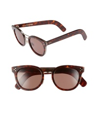 CUTLER AND GROSS 52mm Round Sunglasses