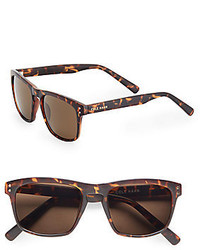 Cole Haan 53mm Wayfarer Sunglasses