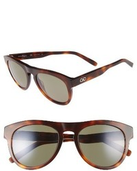 Salvatore Ferragamo 54mm Sunglasses Tortoise
