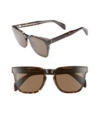 Rag & Bone 62mm Oversize Sunglasses