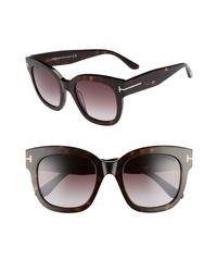 Tom Ford Beatrix 52mm Sunglasses
