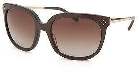 122667402f1 Women s Fashion › Accessories › Sunglasses › eBay › Chloé › Dark Brown Sunglasses  Chloé Chloe Ce642s 210 55 Square Dark Brown Sunglasses ...