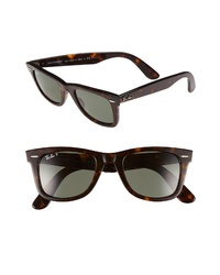 Ray-Ban Classic Wayfarer 50mm Polarized Sunglasses