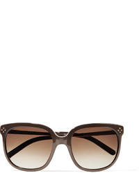 Chloé D Frame Acetate Sunglasses