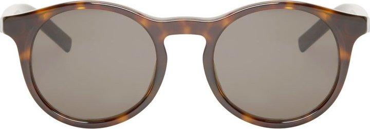 c5c855a5fe0 ... Christian Dior Dior Homme Dark Havana Black Tie 170s Sunglasses ...