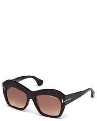 Tom Ford Emmanuelle Square Sunglasses