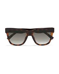 Le Specs Escapade D Frame Tortoiseshell Acetate Sunglasses