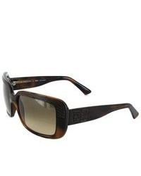 Fendi Sunglasses In Brownblack