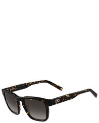 Gancini square acetate sunglasses medium 713316