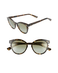 AHLEM Ilmontant 53mm Cat Eye Sunglasses