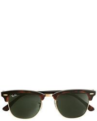 J.Crew Ray Ban Clubmaster Sunglasses